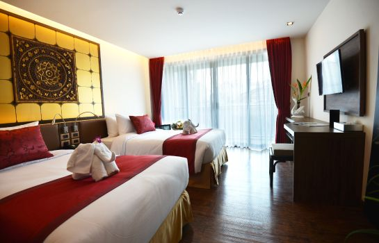 Double room (standard) The Beach Heights Resort