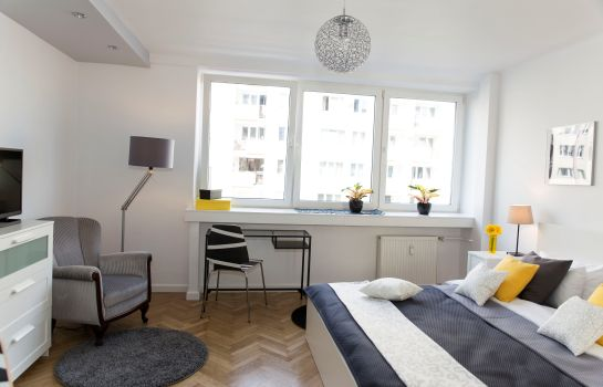 Single room (standard) Warsawrent Apartments