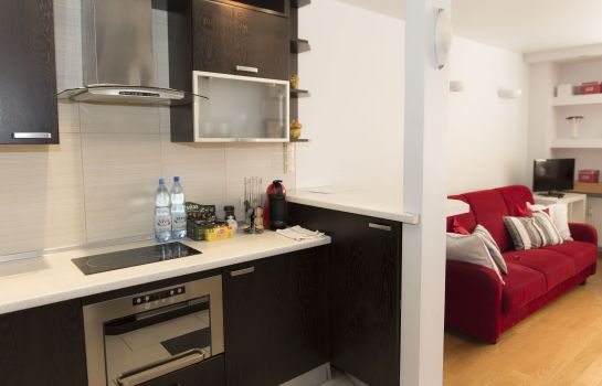 Double room (standard) Warsawrent Apartments