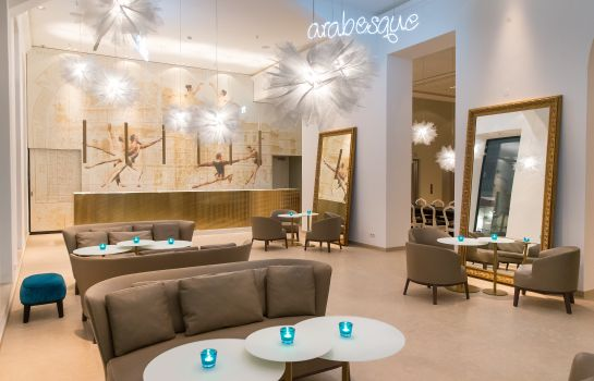 Interior view Motel One Wien-Staatsoper