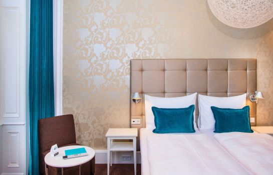 Double room (standard) Motel One Wien-Staatsoper