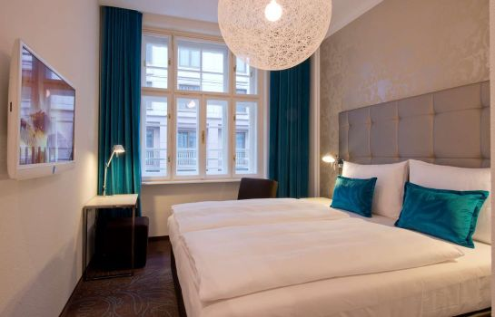 Room Motel One Wien-Staatsoper