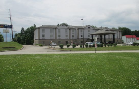 Exterior view BEST WESTERN INDIANA INN