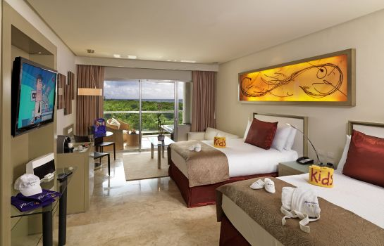 Junior Suite Family Concierge at Paradisus La Esmeralda