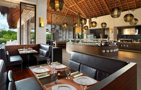 Restaurant Family Concierge at Paradisus La Esmeralda