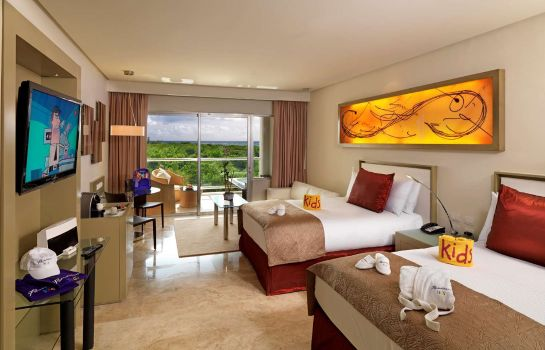 Suite Family Concierge at Paradisus La Esmeralda