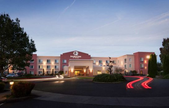 Vista esterna DoubleTree by Hilton Vancouver Washington