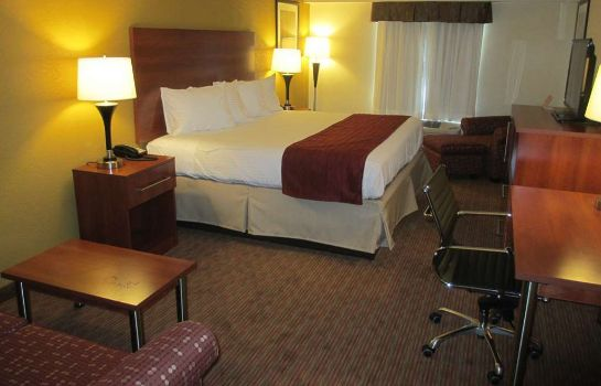 Room BEST WESTERN INDIANA INN