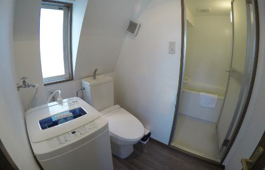 Bathroom 1/3rd Residence Serviced Apartments Akasaka