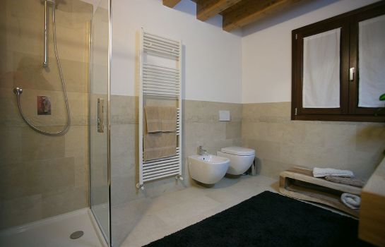 Bagno in camera B&B Ca' Gemma
