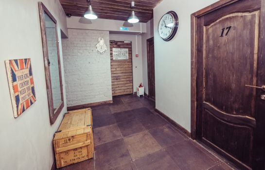 Interior view Mini Hotel Chistoprudniy