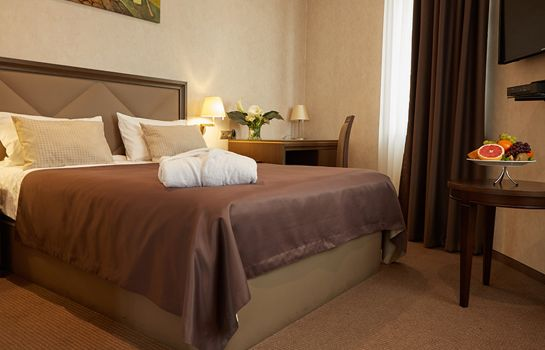 Chambre individuelle (standard) SK Royal Hotel Tula