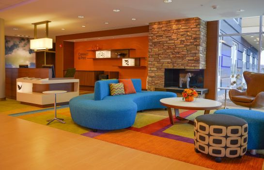 Hall Fairfield Inn & Suites Canton South
