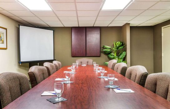 Conference room RAMADA PLAZA CINCINNATI
