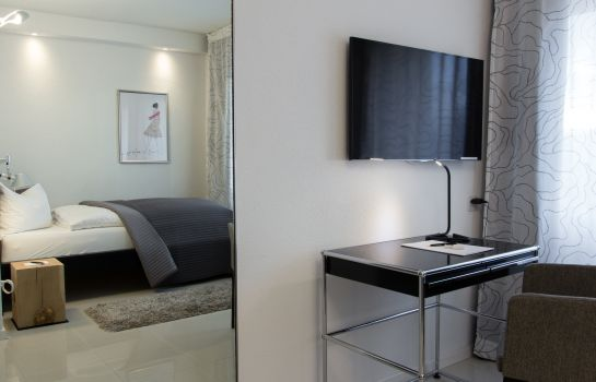 Chambre individuelle (standard) Hotel SiX