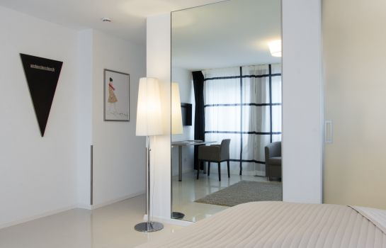 Chambre double (confort) Hotel SiX