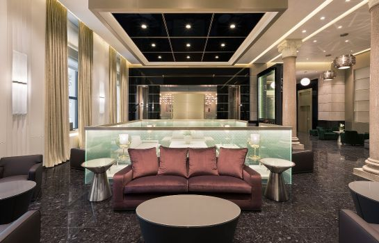 Hotel-Bar Excelsior Hotel Gallia a Luxury Collection Hotel Milan