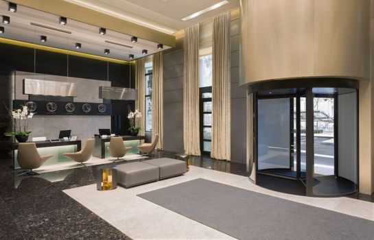 Empfang Milan  a Luxury Collection Hotel Excelsior Hotel Gallia