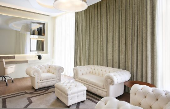 Zimmer Excelsior Hotel Gallia a Luxury Collection Hotel Milan
