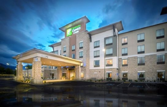 Buitenaanzicht Holiday Inn Express & Suites SALT LAKE CITY SOUTH - MURRAY
