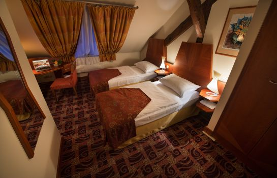 Single room (standard) Old Town At The Bell