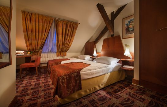 Double room (standard) Old Town At The Bell