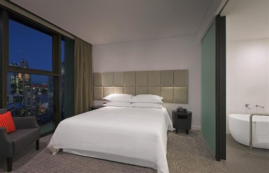 Zimmer Four Points by Sheraton Brisbane