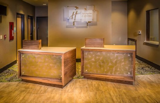 Hol hotelowy Holiday Inn Express & Suites SALT LAKE CITY SOUTH - MURRAY