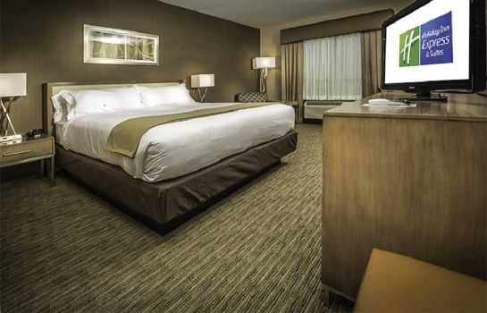 Kamers Holiday Inn Express & Suites SALT LAKE CITY SOUTH - MURRAY