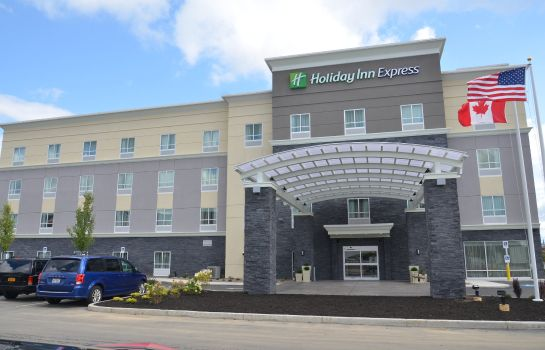 Vista exterior Holiday Inn Express CHEEKTOWAGA NORTH EAST