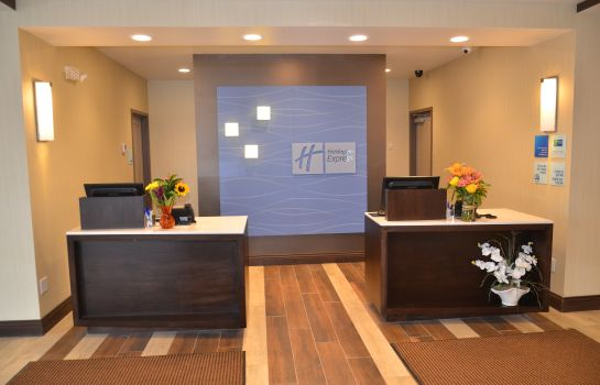 Vestíbulo del hotel Holiday Inn Express CHEEKTOWAGA NORTH EAST