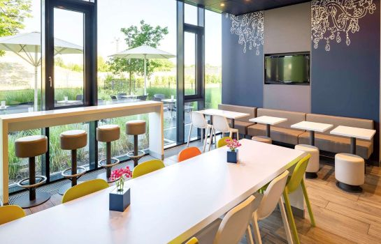 Restaurant ibis budget Muenchen City Olympiapark