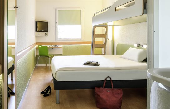 Standard room ibis budget Muenchen City Olympiapark