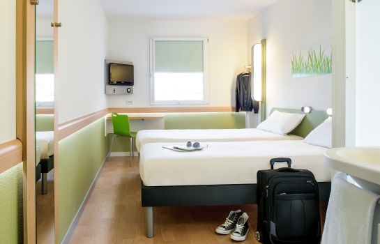 Doppelzimmer Standard ibis budget Muenchen City Olympiapark