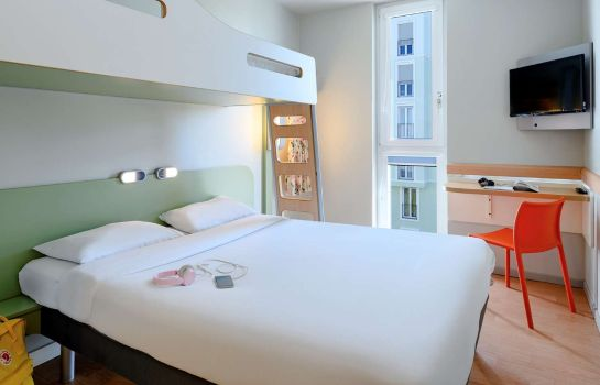 Zimmer ibis budget Muenchen City Olympiapark