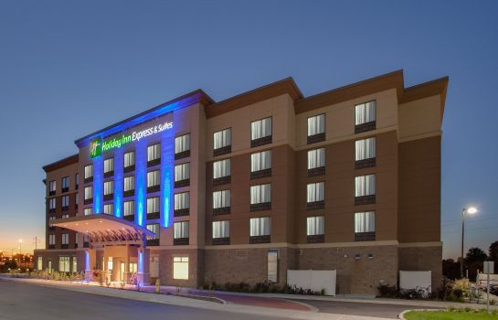 Vista exterior Holiday Inn Express & Suites OTTAWA EAST - ORLEANS