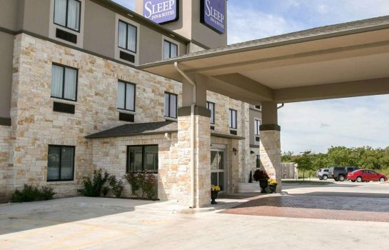 Außenansicht Sleep Inn & Suites Austin North - I-35