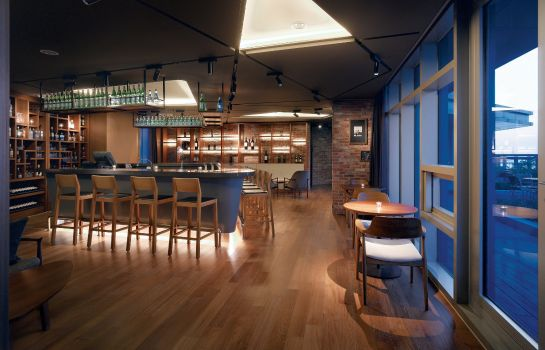 Hotel bar Holiday Inn INCHEON SONGDO