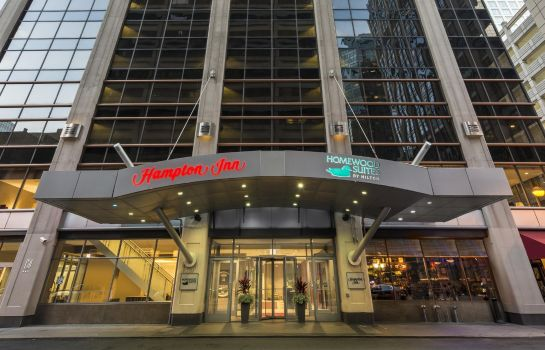 Außenansicht Homewood Suites by Hilton Chicago Downtown-Magnificent Mile