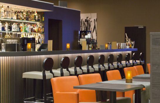 Bar del hotel ACHAT Plaza-City Bremen