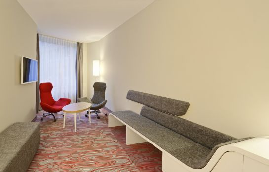 Junior suite elements pure Feng Shui Hotel Bremen