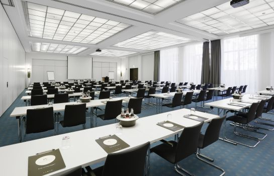 Conference room elements pure Feng Shui Hotel Bremen