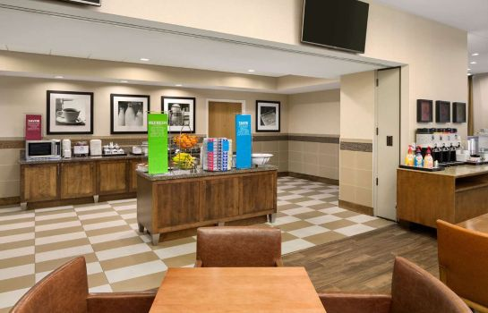 Restaurant Hampton Inn and Suites Clayton-St Louis-Galleria MO