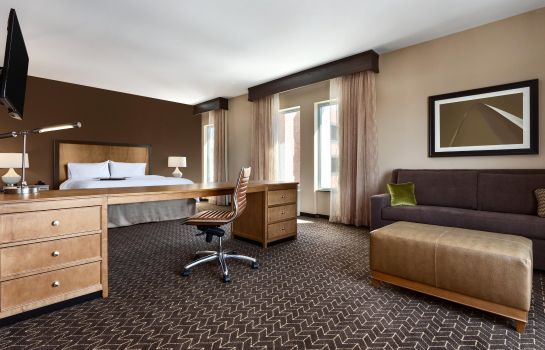 Suite Hampton Inn and Suites Clayton-St Louis-Galleria MO