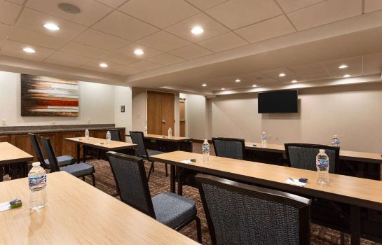Conference room Hampton Inn and Suites Clayton-St Louis-Galleria MO