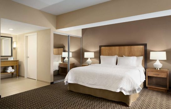 Room Hampton Inn and Suites Clayton-St Louis-Galleria MO