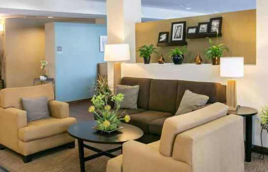 Hotelhalle Sleep Inn & Suites Austin North - I-35
