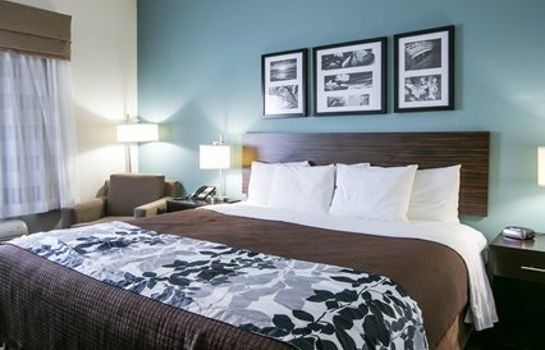 Suite Sleep Inn & Suites Austin North - I-35