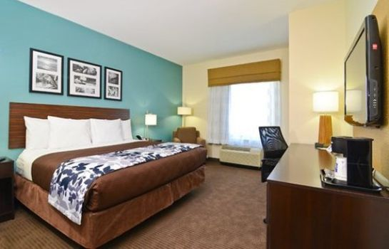 Kamers Sleep Inn & Suites Austin North - I-35
