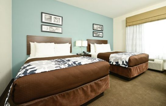 Zimmer Sleep Inn and Suites Austin North - I-35